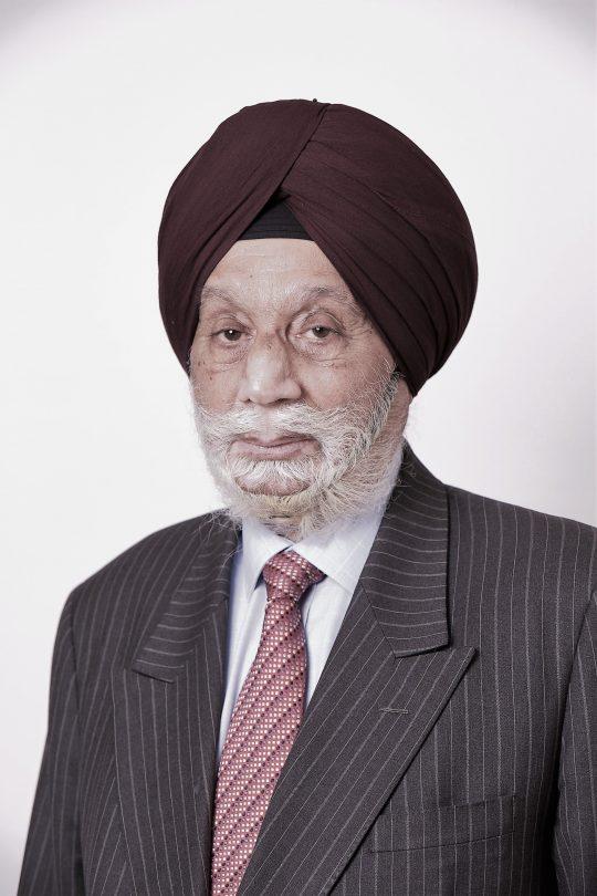 Ranjit Singh OBE